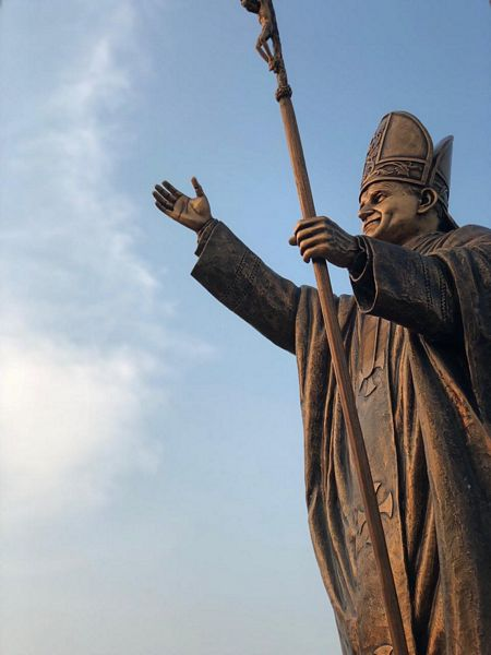 Papst john Paul 2