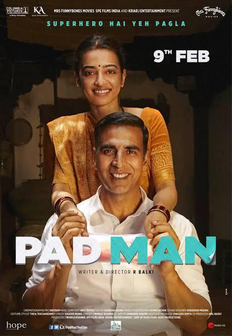 Film Pad Man