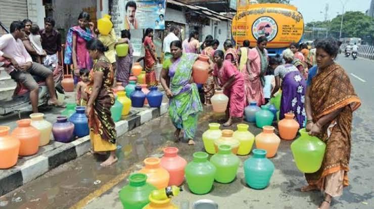 Wasserkrise