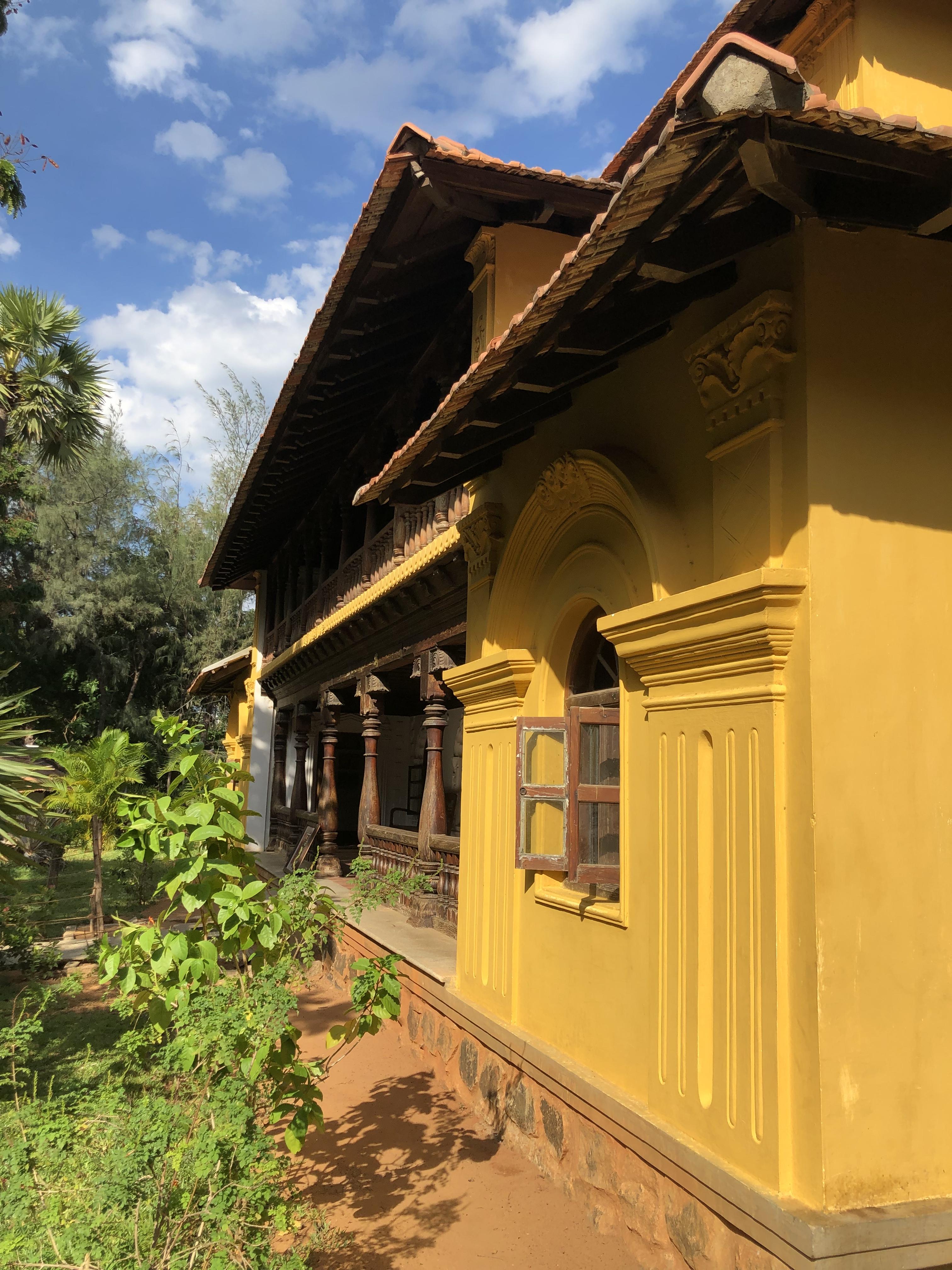 Kuestenhaus aus Andhra Pradesh