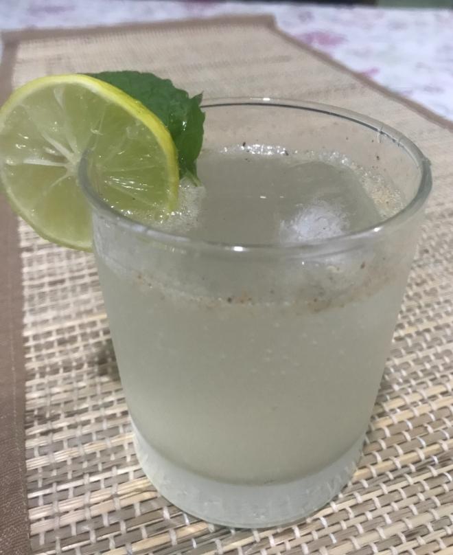 Sweet lime soda