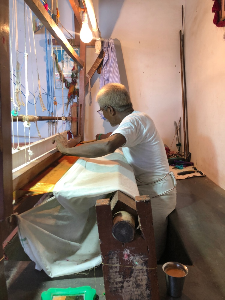 Weben Silk Saree